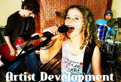 Artist Development at Creative Soul Music School