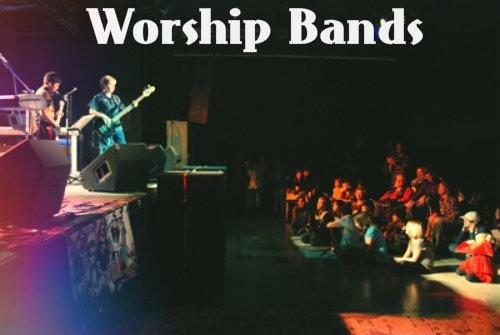 Worship Bands at Creative Soul