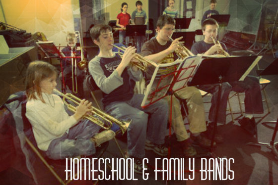 Homeschool and Family Bands at Creative Soul