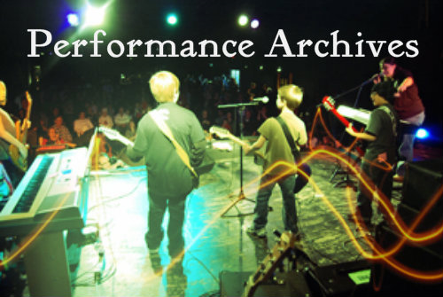 Performance Archives for Creative Soul Music School