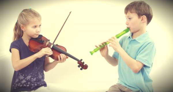Practicing and the Effects of Music on the Brain