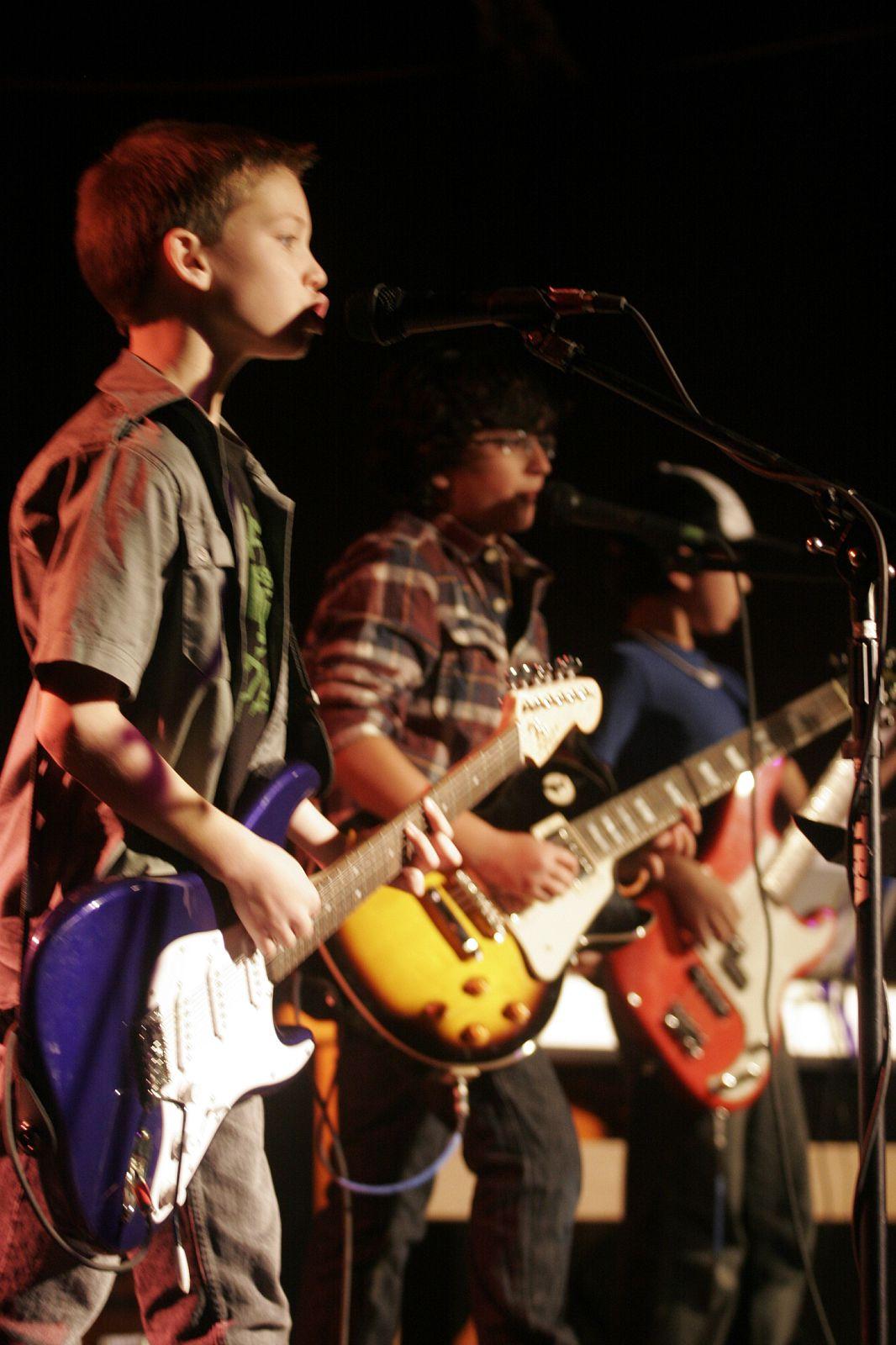 Student music showcase