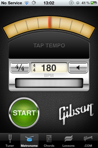 Gibson Guitar App