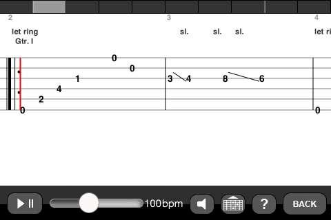 Guitar Buddy App