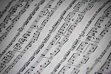 sheet music texture sm