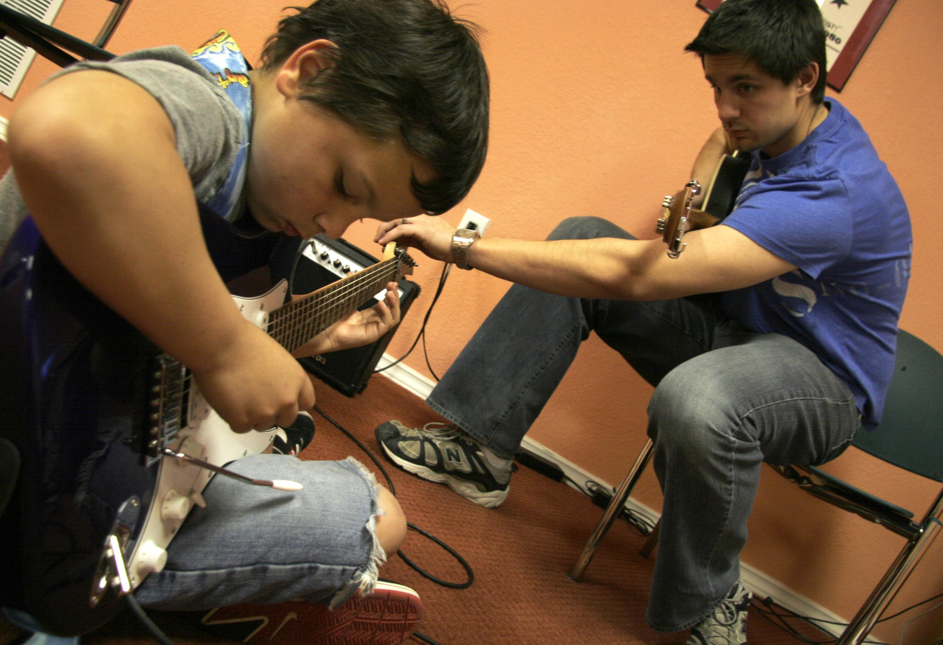 Teaching Guitar