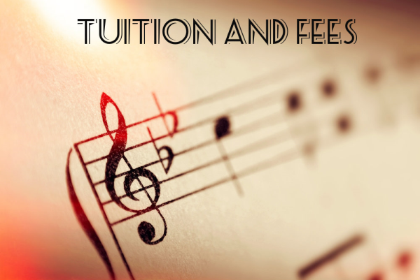 Tuition and Fees for South Fort Worth Creative Soul Music School