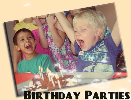 Music Birthday Parties at Creative Soul Music School