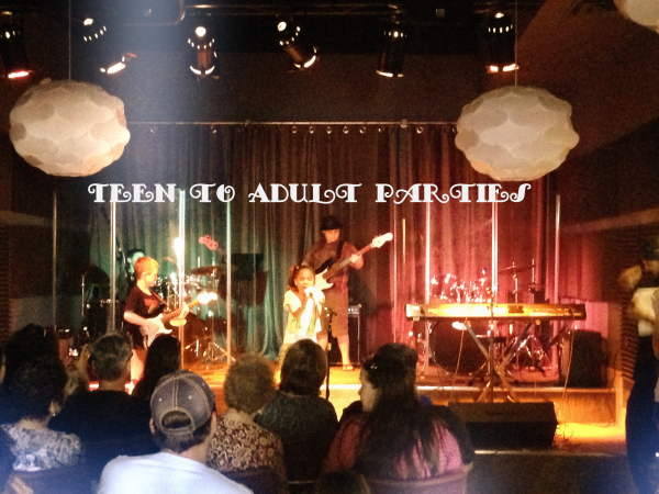 Teen to Adult Music Parties at Creative Soul Music School