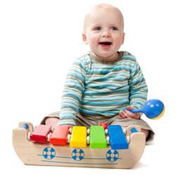 musical baby