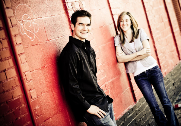 Creative Soul Founders - Casey and Samantha Thomas