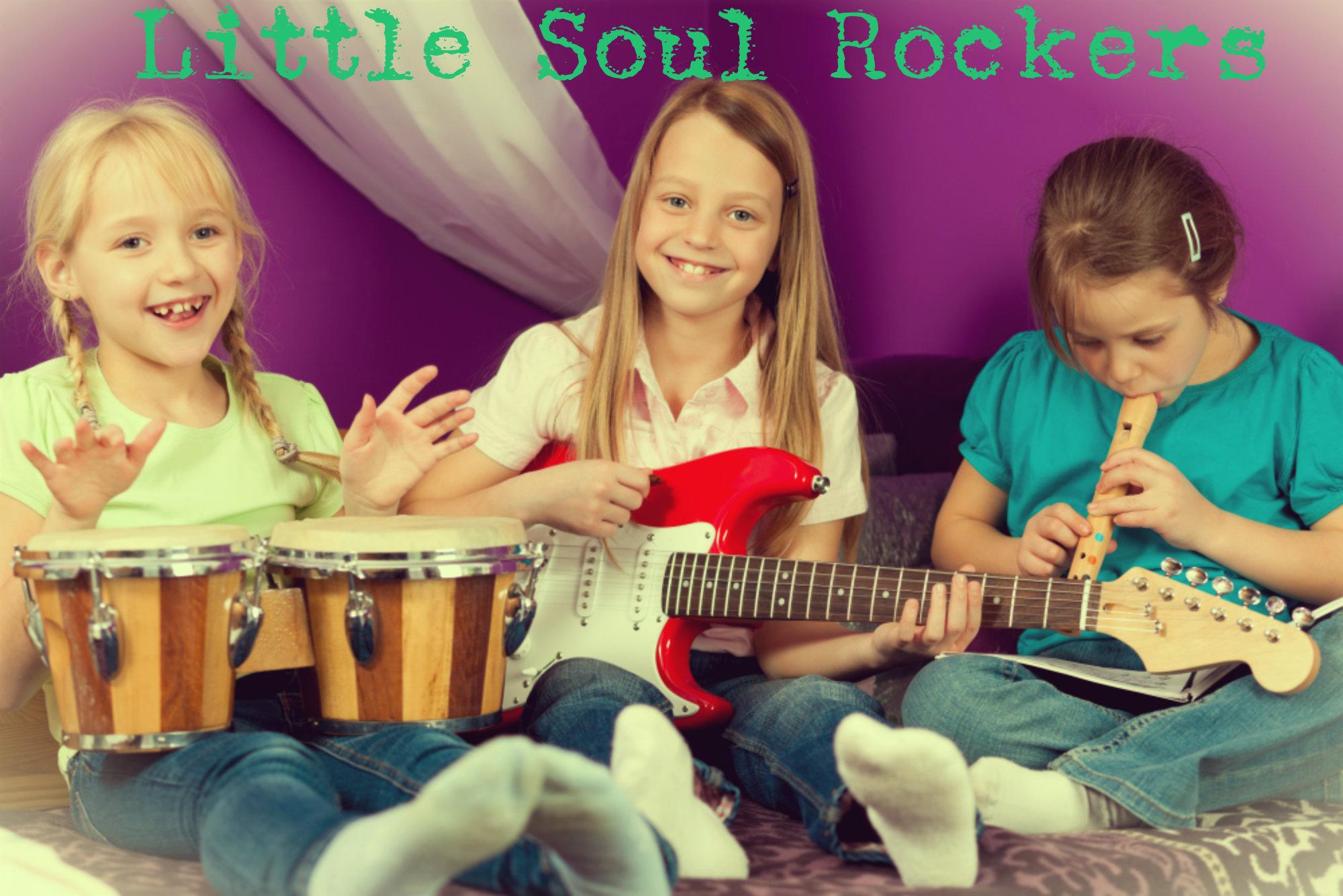Little Soul Rockers - Basic Music Fundamentals