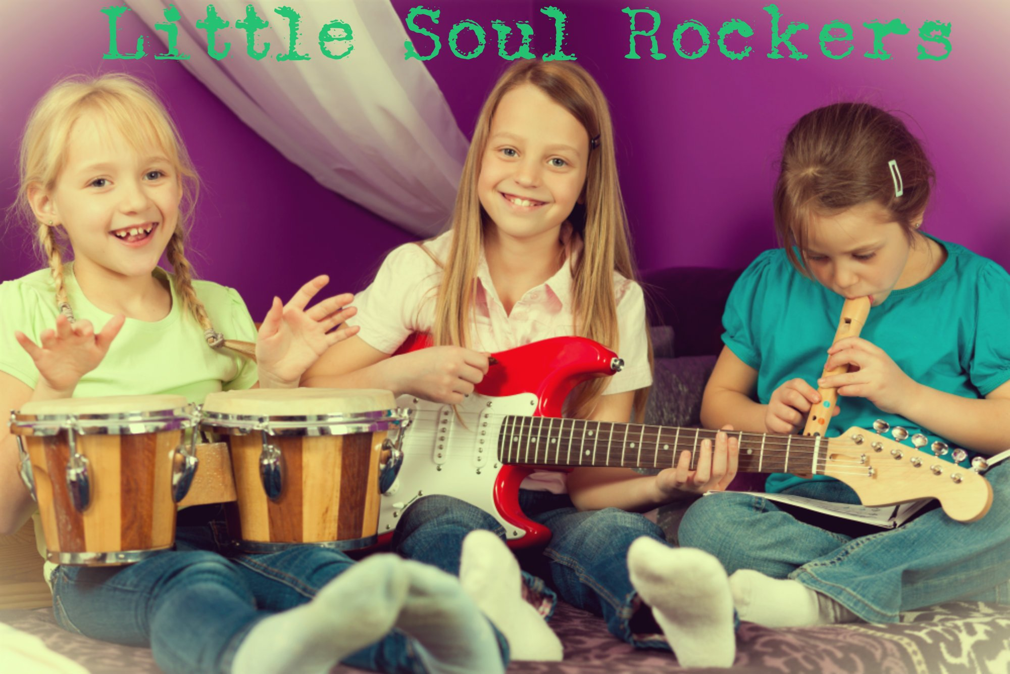 Little Soul Rockers - Basic Music Fundamentals