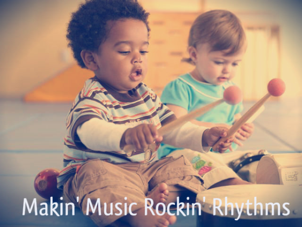 Makin' Music Family Classes