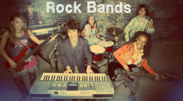 Rock Band at Creative Soul Music School