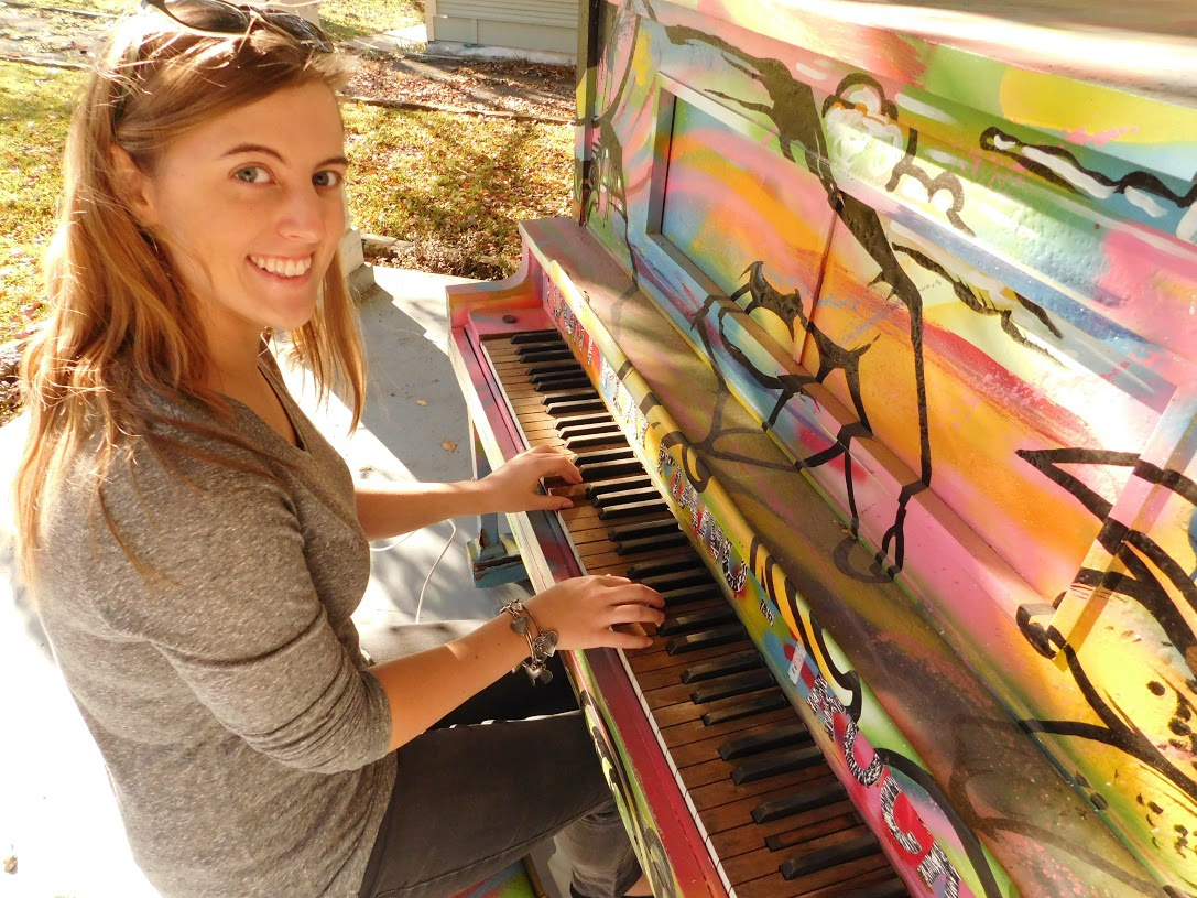 Caitlin Lusk - Creative Soul Fort Worth Instructor