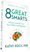 8 great smarts book