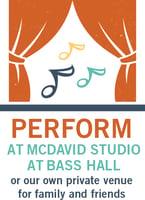 perform icon