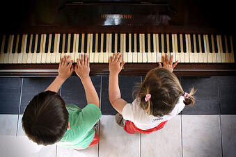 Music With Kids - How Do You Share Your Love of Music with Them?