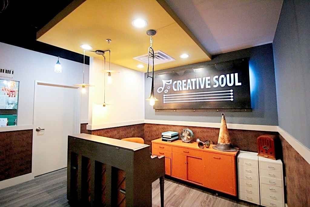 Southlake Creative Soul Location