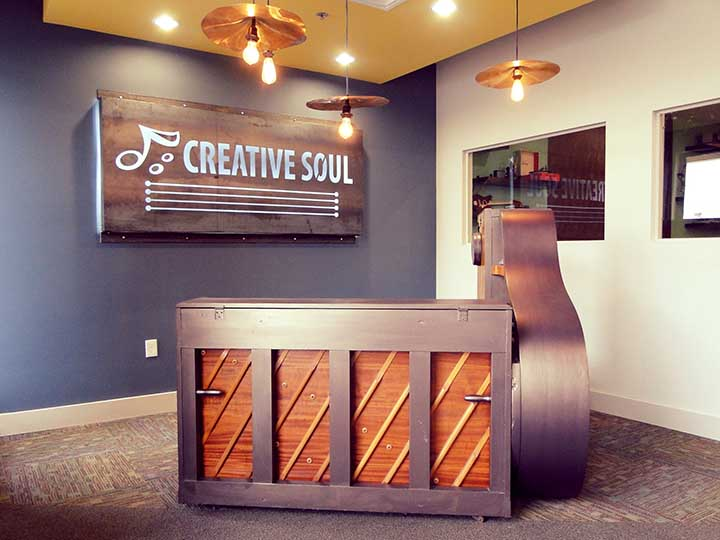 Fort Worth Creative Soul Location