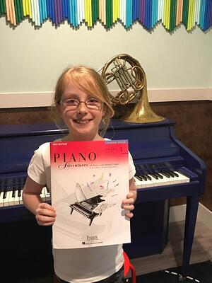 Piano Achievement Student Completion