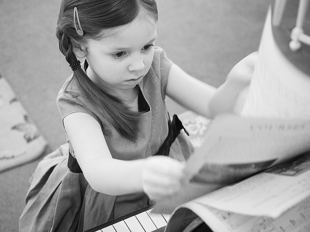What Instrument Should Your Child Play? The Piano?